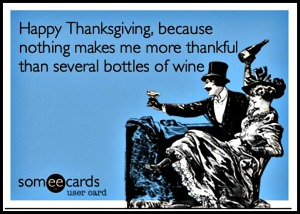 thanksgiving wine